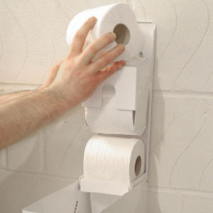 Toilet Roll Systems (In Dispensers)