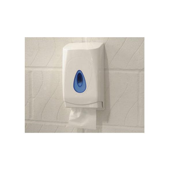 bulk pack plastic toilet paper dispenser